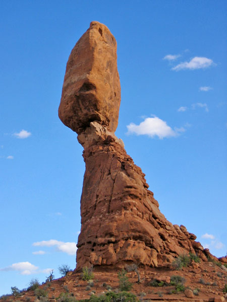Balanced Rock, Arches NP, Utah