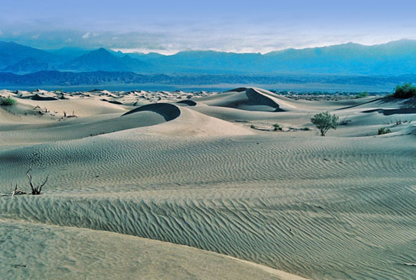 Sanddunes, Death Valley NP, Kalifornien