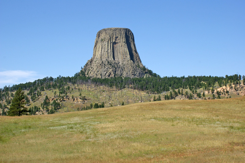 Devil's Tower NM, Wyoming